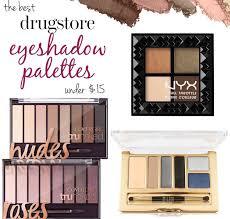 the best eyeshadow palettes under 15