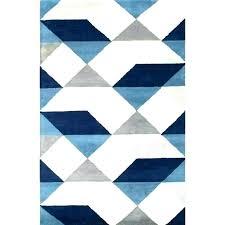 metric blue rug cobalt living room gray area navy and white teal geometric uk