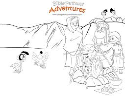 Free Bible Activities For Kids Coloring