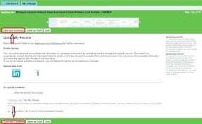 Upload Resume Online For Jobs Online Resume For Job Search Websites
