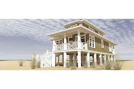 raised house plans. Raised Beach House Classic Cape Cod Style Hwbdo Plans O