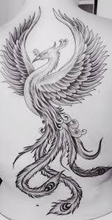 Phoenix Tattoo Tetování Tetování Nápady Na Tetování A Malování