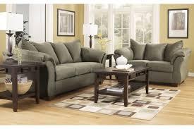 Ashley Darcy Sage 2 Pc Living Room Set