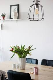 Een Nieuwe Lamp Boven De Eettafel The Budget Life Blog Over