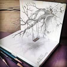 3d pencil drawings 32 created by julia barinova