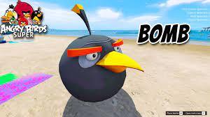 GTA 5 Mod Angry Bird Bomb - GTA 5 Mods Website
