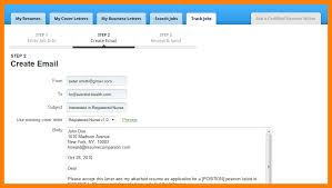 Sending Cv And Cover Letter By Email Cover Letter For Sending Cv