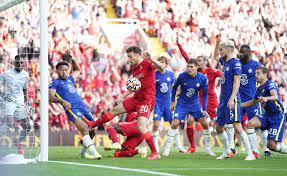 Premier League: FC Chelsea erkämpft sich in Unterzahl einen Punkt beim FC  Liverpool - DER SPIEGEL