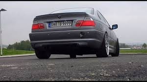 BMW Convertible e46 bmw performance exhaust : BMW E46 330ci with Inside Performance Exhaust ala´ M3 CSL Look ...