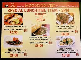 Món Ngon Việt Hackney - Home - London, United Kingdom - Menu, Prices,  Restaurant Reviews | Facebook
