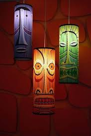 tiki lighting. Brilliant Lighting Image Of SHAG Tiki Pendant Lamp Combo Set With Lighting