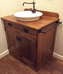 arts crafts bathroom vanity: mission styled oak bathroom vanity vanity mission   mission styled oak bathroom vanity