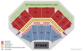 Tampa Fairgrounds Seating Chart 67 Rare Tweeter Center Chicago Seating Chart