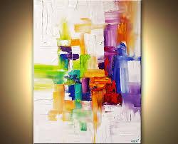 modern artwork thumbnail prev abstract giclee print on canvas