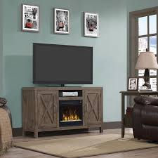 humboldt tv stand for tvs up to 55 with fireplace