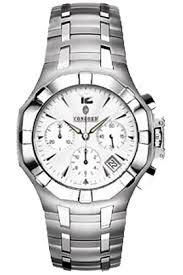 concord saratoga men s watch model 0310660 concord saratoga men s watch
