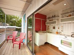 Single Shipping Container Home Interior Edfdbb ...