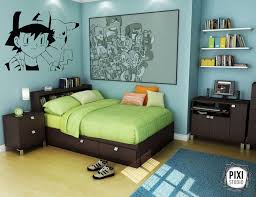 Wall Decal Sticker Bedroom Anime Boy Cartoon Game Find Nursery Art Bo2671 |  EBay