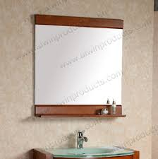 modern wood picture frames. China Mirror With Wooden Frame, Bathroom Mirror, Modern Manufacturer. Wood Picture Frames