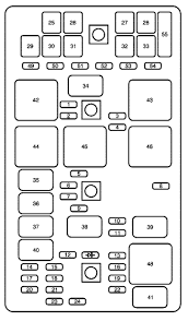buick lacrosse mk1 first generation 2005 2007 fuse box buick lacrosse mk1 first generation 2005 2007 fuse box diagram