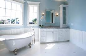 Charming Modern Bathroom Wall Paint Ideas Winsome Contemporary In Bathroom Wall Color