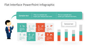Infographic For Powerpoint Free Flat Infographic Elements For Powerpoint