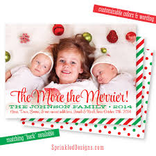 twin birth announcements photo cards baby photo card kays makehauk co