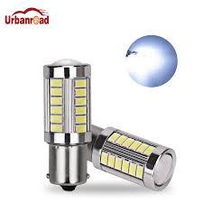 <b>2pcs</b> 1156 P21W BA15S 5630 5730 LED Brake Lights 12V <b>Auto</b> ...