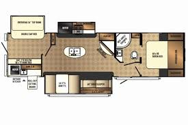 coleman travel trailers floor plans lovely coleman 5th wheel floor plans coleman 5th wheel floor plans