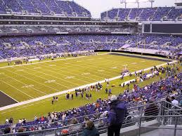 M T Bank Stadium View From Club Level 232 Vivid Seats