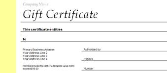 Word Gift Card Template 10 Gift Certificate Microsoft Word Pear Tree Digital