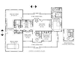 Shackelford Country Home Plan 055D0049  House Plans And MoreCountry Floor Plans