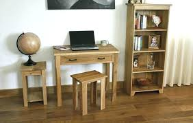 oak desks for home office. Small Oak Computer Desks For Home Desk Best Office Amp Study Valiant Design S