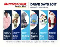 mattress firm ad. Mattress Firm Clothing Drive For Foster Kids Ad