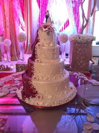 wedding cake. a \u0026 h wedding cake