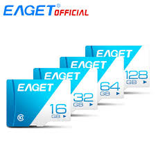 <b>EAGET T1</b> Micro <b>SD Card</b> 128GB 64GB 32GB 16GB Class 10 High ...