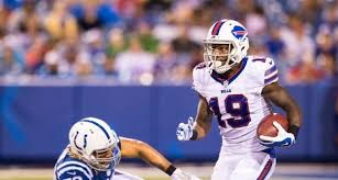 Evaluating The Bills Wideout Depth Chart