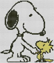 Peanuts Snoopy Woodstock Charts Free Download Cross