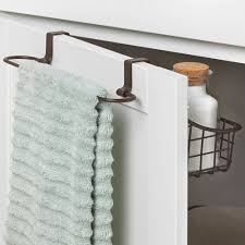 Cabinet Door Organizers And Storage Baskets OrganizeIt - Bathroom towel bar height