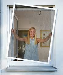 Obi Alurahmen Fenster Zuverlässiger Insektenschutz Für Türen Und