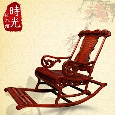 small ye tan mahogany furniture chinese antique rocking chair wood chair lazy lounge chair old chair chair rocking chair happy with 4728 53 piece