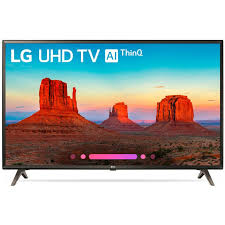 55UK6300PUE LG UK6300 Series 55 Inch 4K HDR UHD Smart TV w/ AI ThinQ | RC Willey
