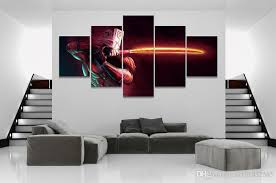 40 Modular Home Decor Poster Dota 40 Game Painting Canvas Wall Art Awesome Home Decoration Painting Collection