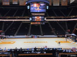 Thompson Boling Arena Section 105 Rateyourseats Com