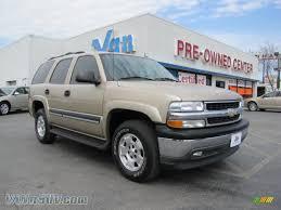 2005 Chevrolet Tahoe LS in Sandstone Metallic - 166069 | VANnSUV ...