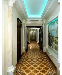 crown moulding lighting. Interior With Molding And Colored Lighting, Fresno Crown Moulding Lighting