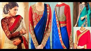 Full Sleeves Blouse Designs Catalogue Beautiful Full Sleeve Designer Blouse Designs For Saree