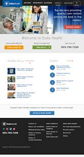 Duke Health Competitors Revenue And Employees Owler