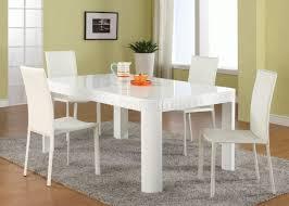 Round Kitchen Table White Table Dining Table White Home Decor Ideas