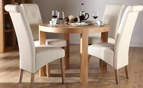 dining room chairs set of 4 awesome round table and chair set dining home dining room